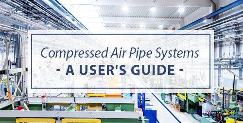 Aluminum Compressed Air Pipe System