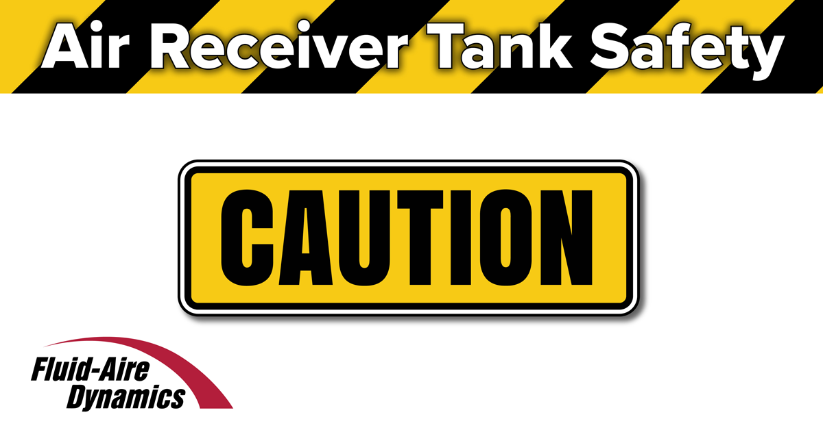 Air Receiver Tank Safety Guidelines